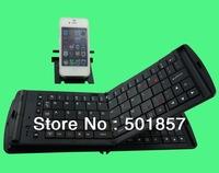 i-Connex 2 mini portable newest wireless laptop folding tablet computer USB bluetooth keyboard