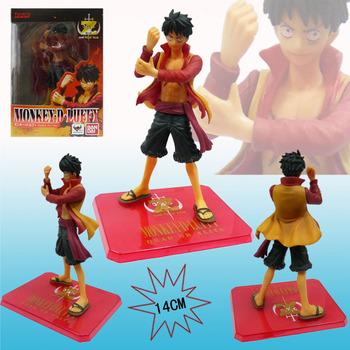 One Piece Monkey Luffy  Film Z Figure New In Box Free Shipping 14 cm