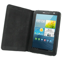 Leather Case with Holder for Samsung Galaxy Tab 2 (7.0) / P3100  ,Free shipping!!!!