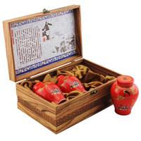 Paulownia black tea top premium quality gift box tea