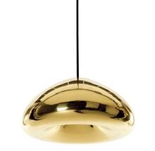 Tom Dixon leere Licht kupfer messing, gold, silberschale glas anhänger lampe Durchmesser 15cm Höhe 10cm(China (Mainland))