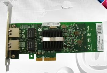 ntel E1G42ET(82575EB) Gigabit ET Dual Port Server Adapter 1GB/1000M Ethernet lan card/NIC card