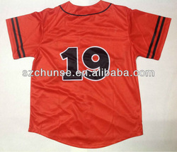 Sulimation softball uniforms wholesale(China (Mainland))