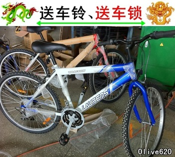 Mountain bike mountain bike the road bicycle student bicycle