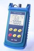 ST800H-B Optical Power Meter -56~+26dBm 800-1600nm with FC, ST, SC, LC  Connectors