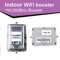 SH-1000 1000mW wireless signal repeater 1W(30dBm) Indoor WiFi booster