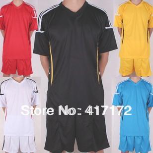 Spot wholesale Various soccer jerseys  Brand Logo football clothes  Football Jersey  supply brand Logo Soccer Jersey(China (Mainland))