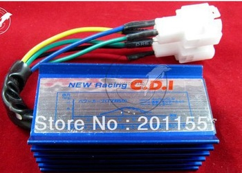 AC Fire Fox Racing CDI Performance CDI box for Chinese Gy6 50-150cc Scooter ATV