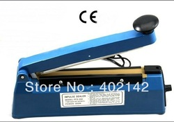 220V HAND IMPULSE SEALER, PLASTIC BAG SEALER WITH GIFT,MAX SEALING SIZE: 200MM(China (Mainland))