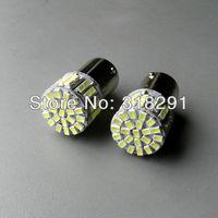 the best quality high brightness Free shipping LED  -2528 1206  50 SMD car   turn brake signal  light 1156 1157  ba15s bulb
