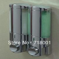 400X2 ml manual soap dispenser, free shipping!