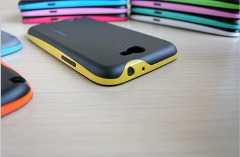 Bumblebee SGP NEO HYBRID Case for Samsung Galaxy Note 2 N7100 China/HK shipping free MOQ:1pcs S0023