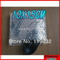 Free Shipping PE Small bubble  packaging bags(300 pcs / lot )10cmX15cm