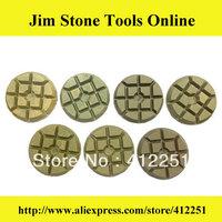 "3"" Diamond Floor Polishing Pads Grit 50#,100#,200#,400#,800#,1500#,3000#"
