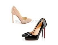 2012 fashion high heels lady's shoes pumps woman dress platform shoes