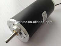 42ZYT04A O.D 42mm High Torque Brush Dc Motor, rated 3350rpm, 70mNm, 25w