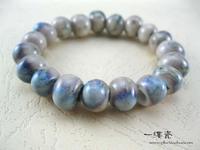(Free shipping) Coloured glaze drop bracelet jingdezhen ceramic bracelets transhipped beads bracelet accessories for gift
