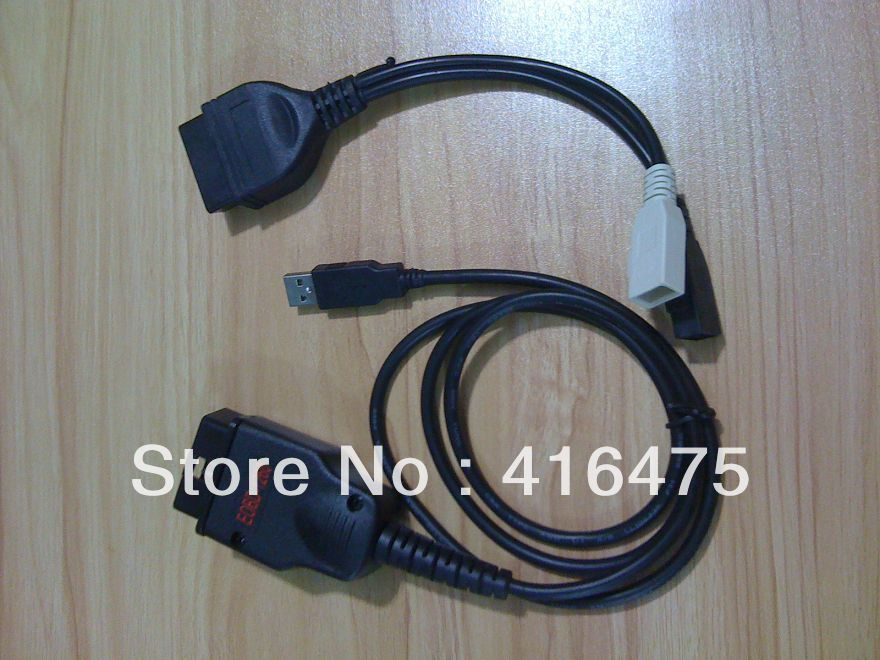5pcs/lot free fedex NEW Galletto 1260 EOBD1260 OBD ECU Remap Flasher Tool(China (Mainland))