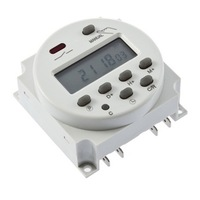 Digital LCD Power Programmable Timer Time Switch Relay AC 220V 16A