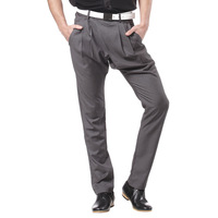 free shipping Hoperise fashion of cutting male slim casual pants