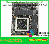 Video card for DELL Alienware M17X R3 HD6970M 2G MXM3.0 vga card 0V9XKH vga card