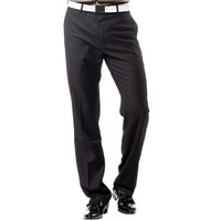 free shipping Hoperise black western-style trousers european version of midsweet male high quality western-style trousers