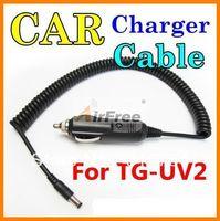 12V DC Car charger for Quansheng TG-UV2 dualband radio FDC FD-150A FD-450A FD-160A FD-460ACIGARETTE LIGHTER plug Car charger