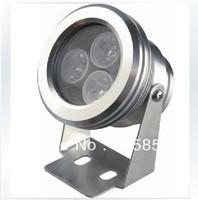 3*3W outdoor led spotlight 9W LED Garden light IP66 single color or RGB