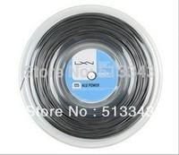 Brand KELIST Big Banger Alu Power Rough 220m tennis string 726feet Banger ALU Power Silver 16L 726' tennis string