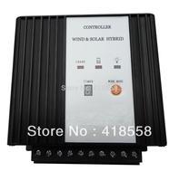 300W solar wind hybrid controller 600W wind turbine 300W solar panel