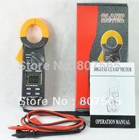 DM 201 Digital LCD Clamp Multimeter DMM Voltmeter Resistance DCV ACV ACA