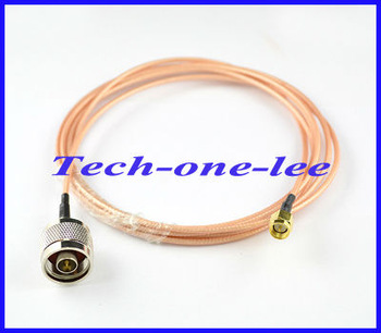 Free shipping 1 piece N-SMA connector 5 M Extension Cable Straight N male to SMA male connector pigtail cable RG316