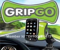 Free Shipping150pcs/lot Gripgo As Seen On TV Grip Go Holder Mobile phone GPS Car Holder Without Color Box