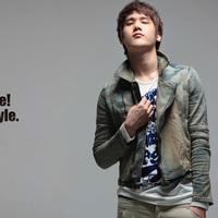 2013 spring explosion models jeans Men's clothing water wash jacket denim jacket denim coat 100-k100p100