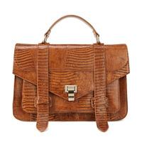 2013 Graceful TMC  Luxurious Genuine Leather Cowhide Briefcase Messenger Retro Ladies Envelope Leisure Bag YY037