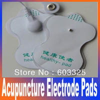 20pcs/lot New Durable Tens Electrode Pads For Digital Therapy Acupuncture Machine Massager Healthy Pad Replacement