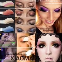 free shipping Maxdona convenient eye shadow stickers smoky eye shadow smd