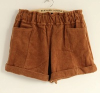 2012 loose casual shorts pants autumn and winter female