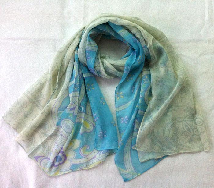 Scarf fashion style designer 2013,Free Shipping,Women scarves,flower print,Floral hijab,Muslim hijab,head wraps,bandana,cape(China (Mainland))
