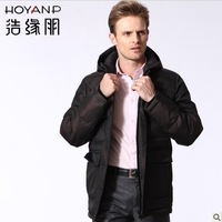Free shipping, Hot sales, The new fashion casual men's down jacket ,Men's winter coat  0034