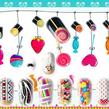Nail art nail polish oil whole series of candy princess wind convenient smd