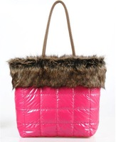 Hot sell! Qiu dong 2013 new fashion down bag