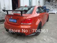 08-11 CARBON FIBER TRUNK SPOILER GT LOOK DESIGN FOR BMW 1M M3
