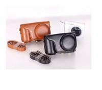 High Quality Leather Camera case/bag for Samsung Galaxy Camera EK-GC100