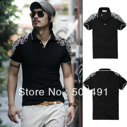 2013 Style!Brand New High Fashion Mens H2J Hydrogen Designer T-Shirt Tees Power Men's Lamborghini Short-Sleeves.Hgih Quality!(China (Mainland))