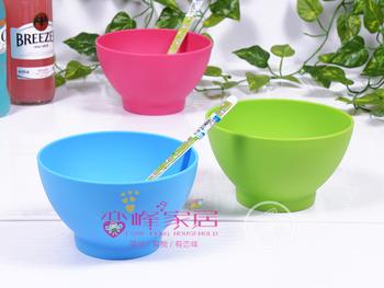 Plastic bowl big bowl round bowl food bowl salad bowl instant noodles bowl rice bowl soup bowl japanese style bowl noodle bowl