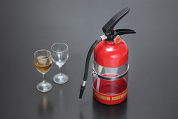 New Fire Protection Wine gun Fire Protection Pourer Fire extinguishers divided wine vessel Beer Stemware(China (Mainland))