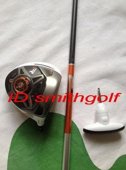 2013 New golf clubs 460cc V1 TM R1 golf driver adjust 8 to 12 degree with RIP phenom 55g stiff shaft 0.350 adapter free ship