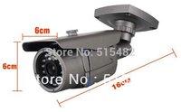 "Promotion 1/3"" Sony CCD Enhanced camera 600TVL 35 LEDs  cctv camera security  waterproof  camera CCTV Free Shipping"