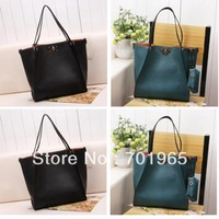 New Commuter Retro Fashion Zipper Tote Shoulder Bags Cross-body Bag Hotsale New